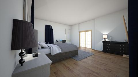 Amari - Bedroom  - by amariwise