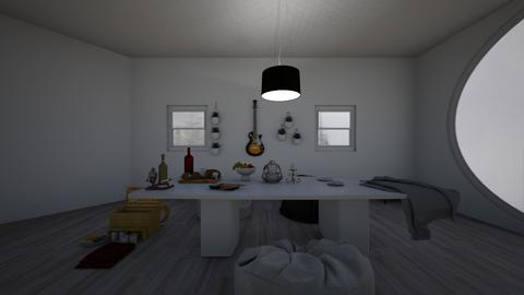 Picnic Indoor Challenge - Living room  - by Frog Creations