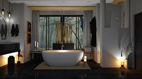 BATHTUB - Bathroom  - by zarky