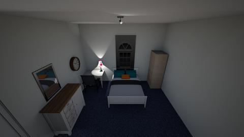 hamiroom - Bedroom  - by hami_101