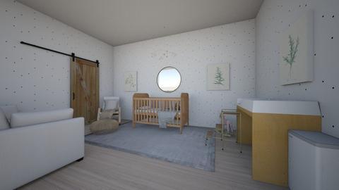 Nursery - Bedroom  - by BubblyDaisies