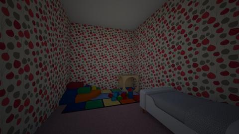 twin room 1 - Kids room - by winniebelle