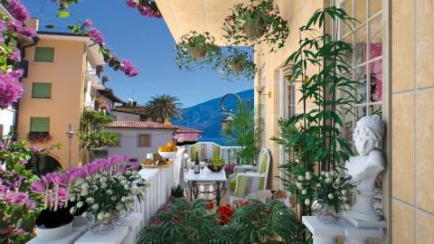 Lago di Garda SB - Garden - by lydiaenderlebell