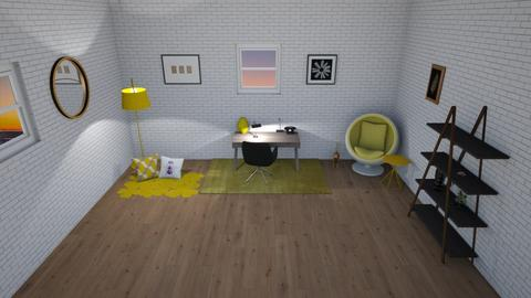 Bee Hive office - Office  - by DreamerStar202