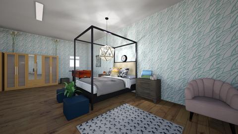 Bedroom Design - Bedroom  - by Giraffe108