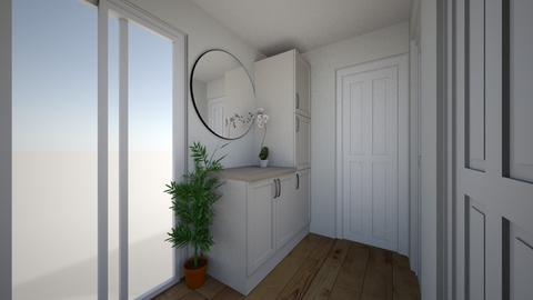 sitovo dolen etaj - Bathroom - by SilviDiMar