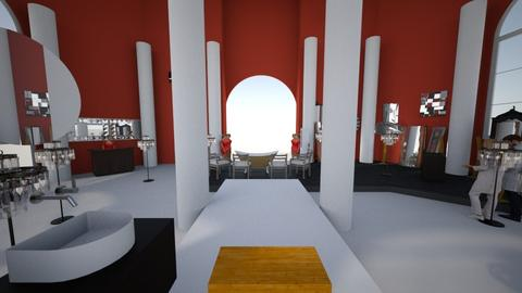 MING BATHROOM 1 - Bathroom - by crankine