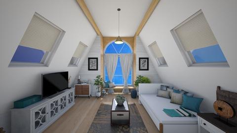 guest suite - Bedroom  - by allday08