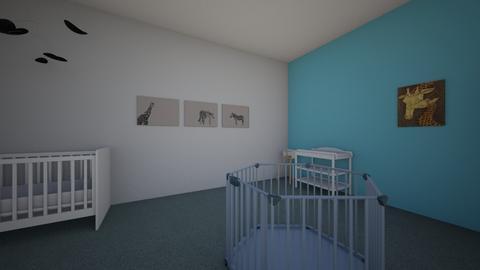 Nursery - Classic - Kids room  - by zaryah