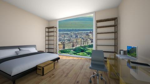 parkside livng - Bedroom  - by madi1015