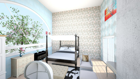 girlish - Classic - Bedroom - by fyanchung