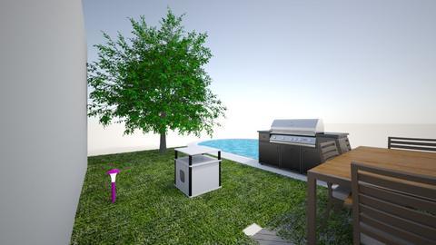 Dream house - Modern - Garden  - by merri_grace