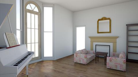 Ultimas Memorias - Bedroom  - by Clameria