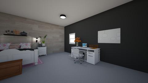 Lea Medina 2 - Bedroom  - by lea medina
