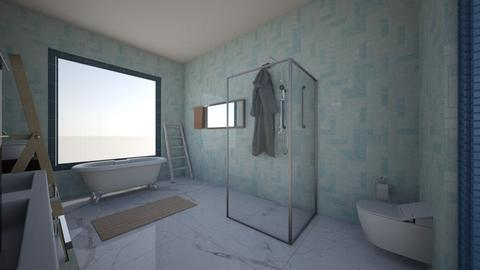 2 - Bathroom  - by ateretdesign