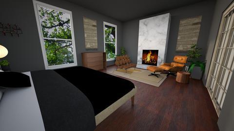 Marie and Sage Bedroom - Bedroom  - by Jlindberg