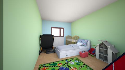 Kids Room - Kids room  - by amyntwistle
