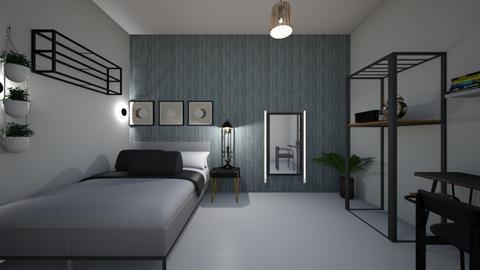 QUARTO RAYOFLAY - Bedroom  - by paulalimaaz