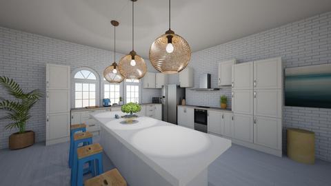 kitchen 2 - Kitchen  - by KaylaSilverman