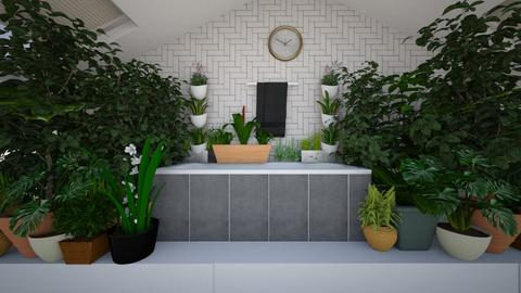Asterin - Minimal - Bathroom - by SDFDesigns
