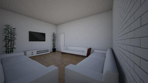 my living room - Living room  - by kitten paw