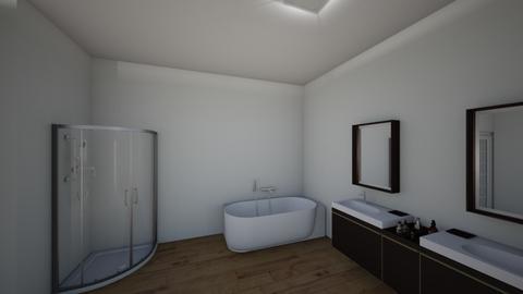 banheiro - Classic - Bathroom  - by driiferreira