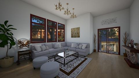 Design 101 - Living room - by rinoah