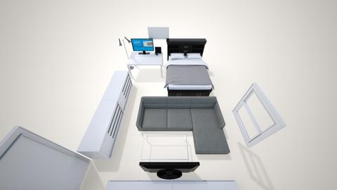 mein zimmer - Modern - Bedroom  - by blockm494