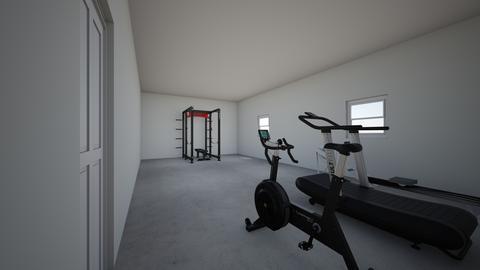 Gym - by rogue_4b0a7a5f84abae6b0b813346a32c4