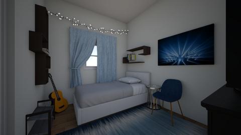 Buddy room - by calibella21