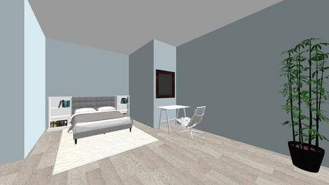 Lily Dream Room - Modern - Bedroom  - by Lily_Hale