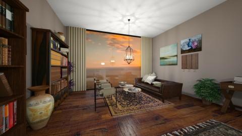 Ocean - Classic - Living room  - by tena9