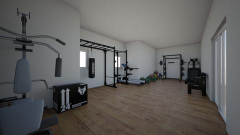 Jaydens Dream Gym - by jayden21hunt