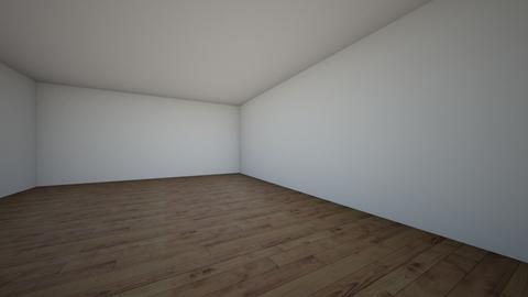main room - Modern - Bedroom  - by abdoerhmansalama