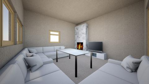 the casual look  - Modern - Living room - by ow well 987654321