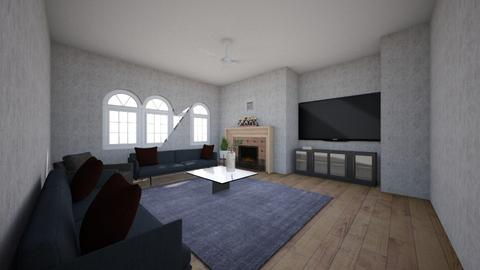 Living room - Living room  - by Arctic_Wolf