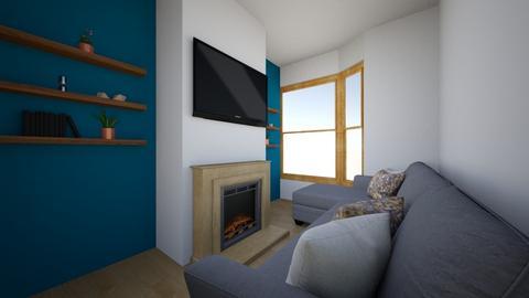 t - Bedroom  - by Swank09