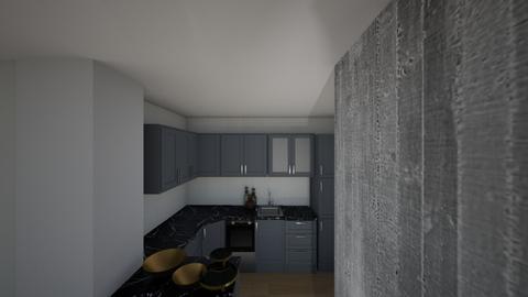 dnevna ace 2 - Living room - by uzelac