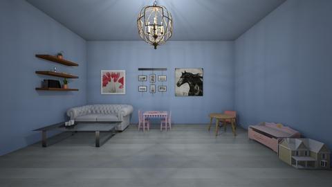 cozy living room - Living room  - by kitty_desiner