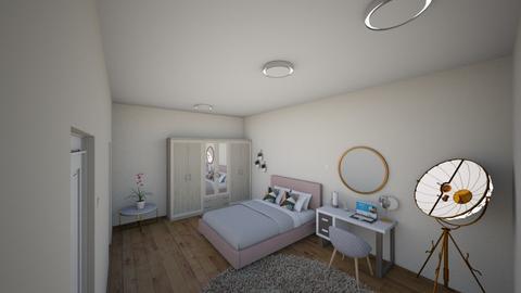 ineeeee - Bedroom  - by ine_capa