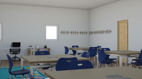 MI AULA 10 - Kids room  - by korice