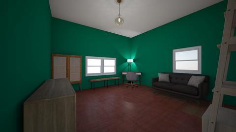 Kaya Tattoo Room - Office - by cladams