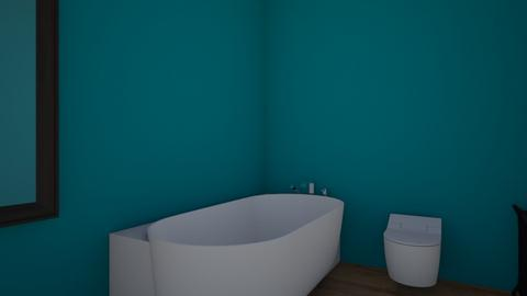 1 - Modern - Bedroom - by Habib Ramirez
