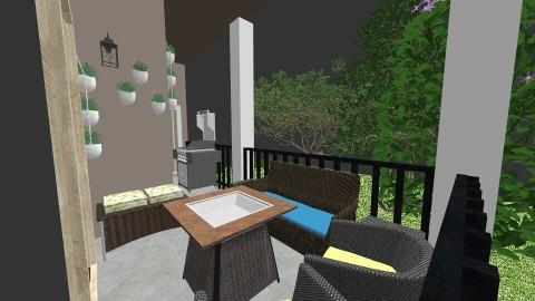 Balcony - Classic - Garden  - by seelykay