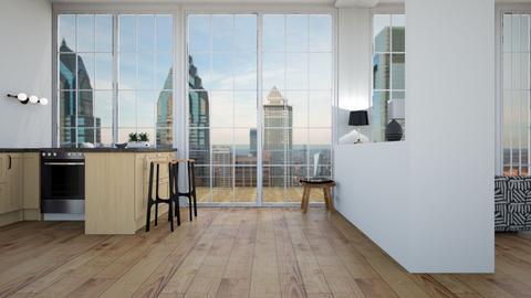 New York pent house MB - Modern - Living room  - by matildabeast