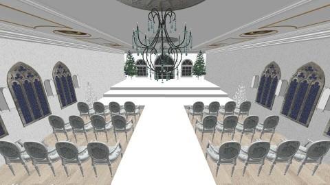 Winter Wedding - by interiordesignmajor013