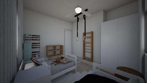 Adi kidsroom 4 - Kids room  - by erlichroni