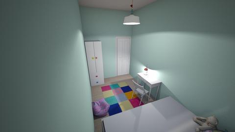 vaiko - Kids room  - by eglutia88
