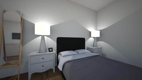 Boys Christmas Bedroom - Modern - Bedroom  - by BakerSweet