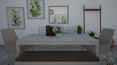 mirror - Modern - Living room  - by monek299